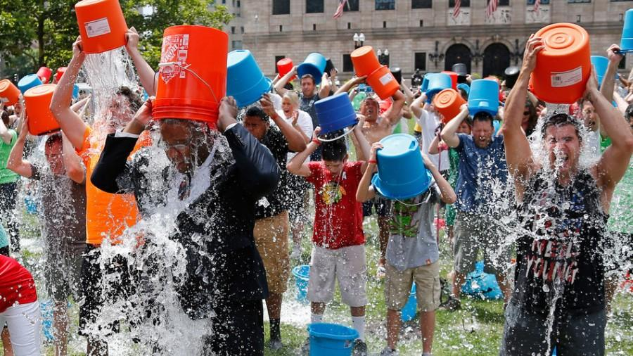 ALS Ice Bucket Challenge Sucsess