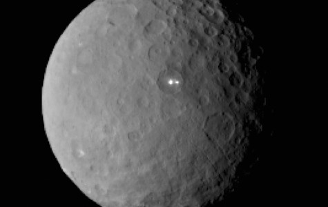 Dawn Spacecraft orbits Ceres