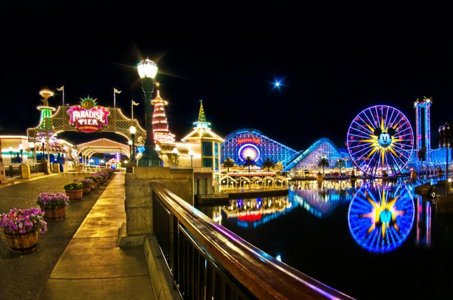 Top Ten rides in California Adventure