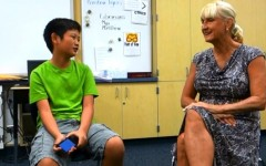 Our Teacher of the Month Interview with Mrs. Hawkins