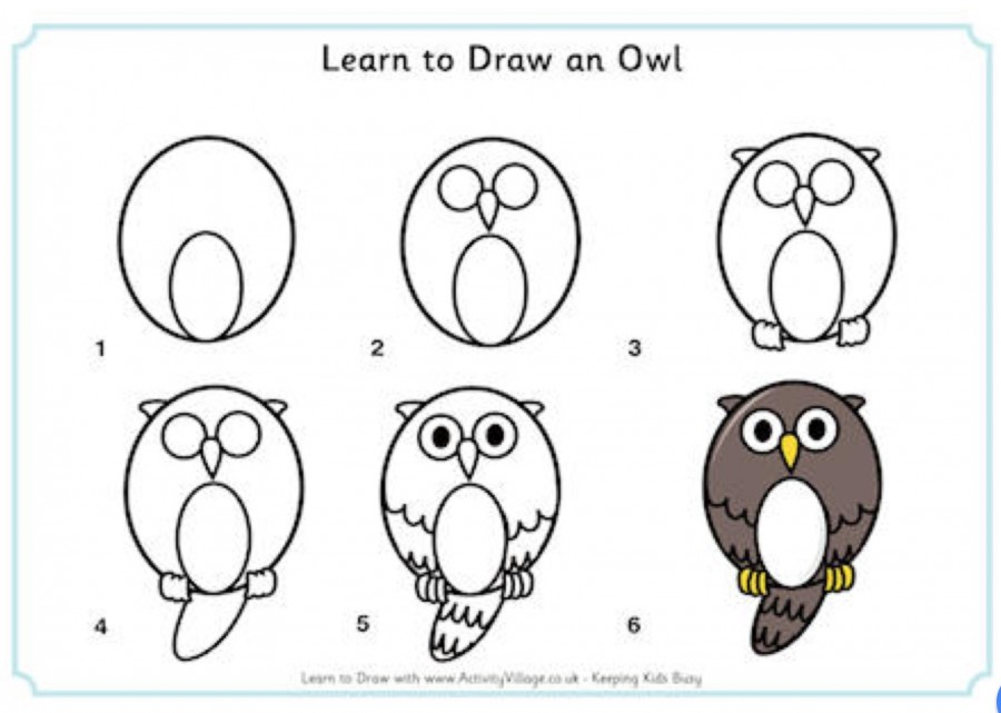 Learn+How+to+Draw+an+Owl%21
