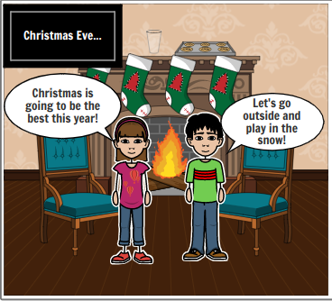 A Christmas Miracle - Comic
