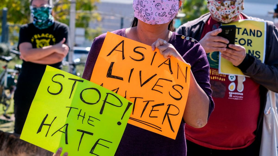 Protests Throughout the U.S. to Stop Anti-Asian Violence